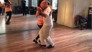 Milonga Class with Jorge Firpo, March 15, 2013