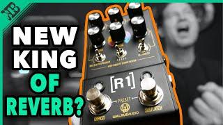 Future of Reverbs | Walrus Audio R1 Reverb | Gear Corner