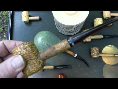 How to make a corncob pipe | Doovi