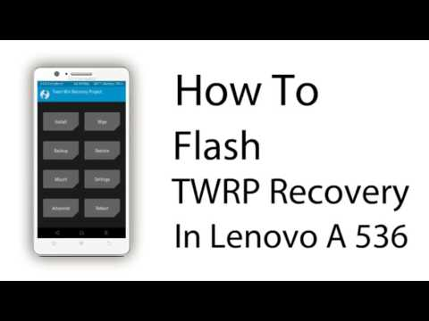 Download How To Install Twrp Recovery In Lenovo A536 Without Pc MP3
