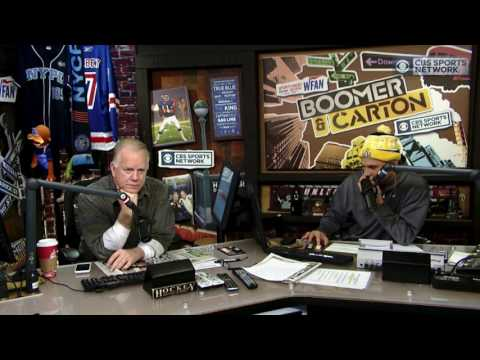 Boomer and Carton: Phil Simms talks Derek Carr