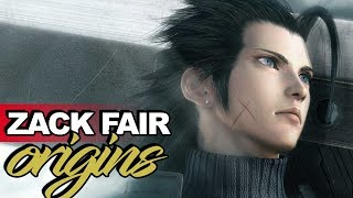 Zack Fair's Origins Explained ► Final Fantasy 7 + Crisis Core Lore