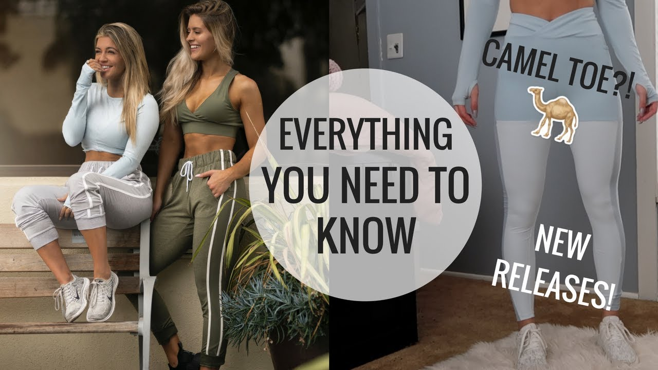 cfb5a793cef27 WHAT YOU NEED TO KNOW Gymshark x Nikki B | Sizing, Try On & MORE ...