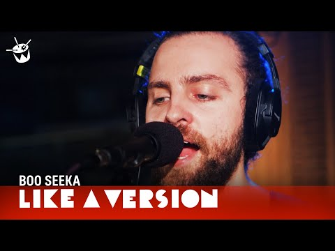 Boo Seeka cover MØ 'Pilgrim' for Like A Version