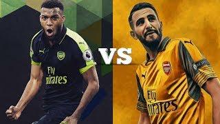 vuclip RIYAD MAHREZ VS THOMAS LEMAR ●2017-18● || HD ||