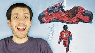 Akira | Cyberpunk Anime | Live Action? | Movie Review