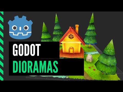 Godot Environment Previews - Sketchfab and HDRI - Beginner Tutorial thumbnail