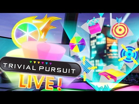 THE MOST IMPOSSIBLE TEST EVER (BOARD GAME SUNDAY) - TRIVIAL PURSUIT (Trivia Questions)