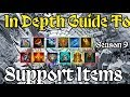 In Depth Guide to Support Items For Season 9! League of Legends Support Guide 2019