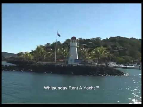 Whitsunday Rent A Yacht Briefing DVD