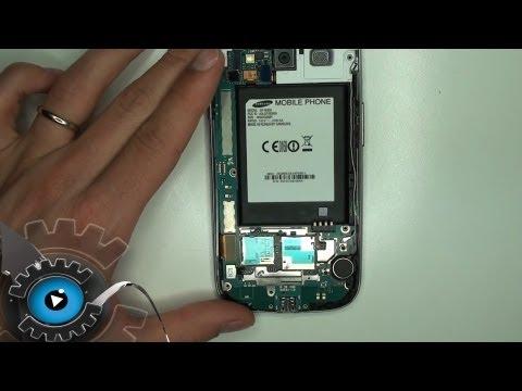 Samsung Galaxy S3 Hauptplatine Mainboard Motherboard Tauschen Wechseln Reparieren [Deutsch/German]