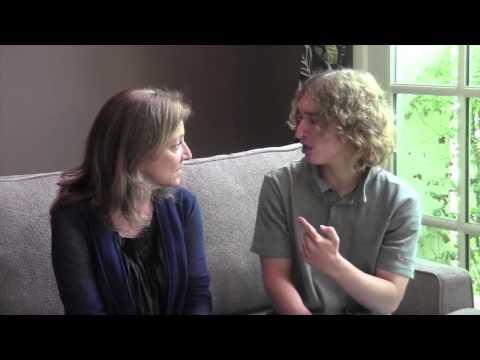 Janet Tashjian And Jake Tashjian Discuss Their New Series, Einstein The Class Hamster