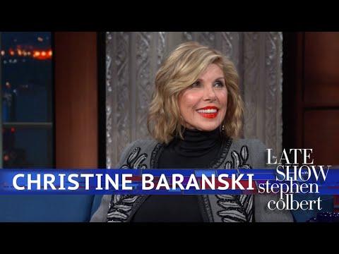 Christine Baranski Enters The Theater Hall Of Fame