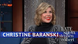 Christine Baranski Enters The Theater Hall Of Fame