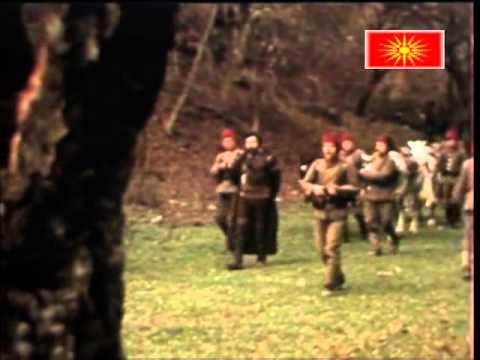 Crno mu bilo pisano na Aleksandro Turundzev - Makedonska narodna pesna