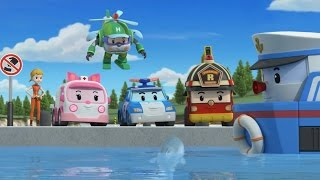 Робокар Поли - Приключение друзей - Морской друг (мультфильм 39 в Full HD)