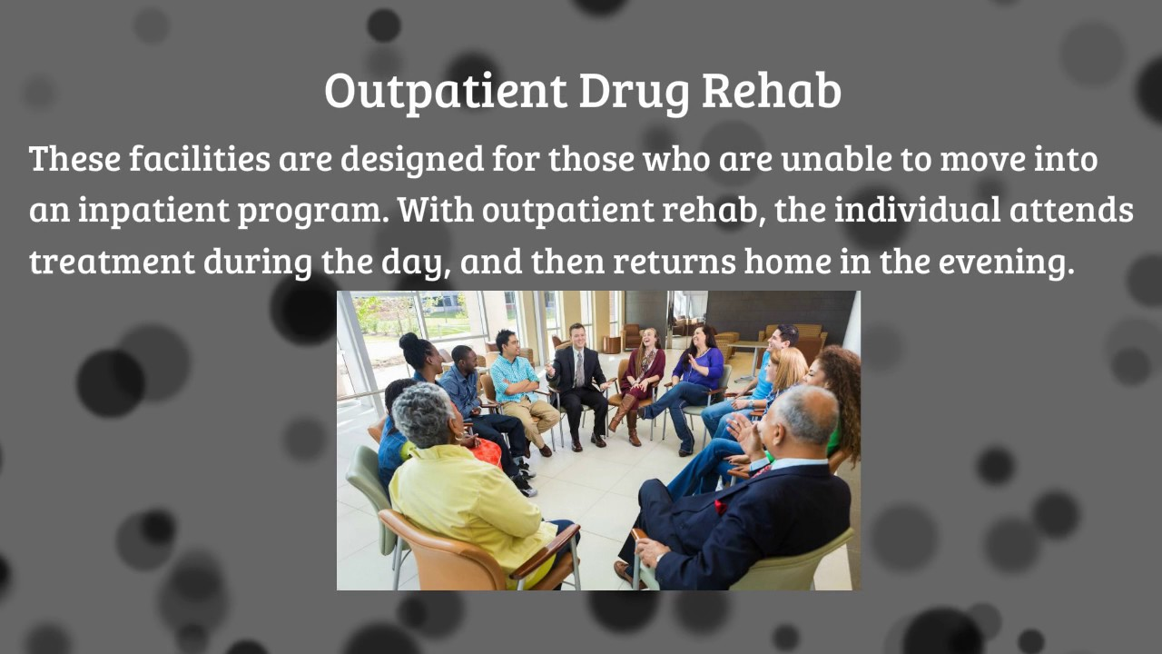Different Types of Drug Rehab Centers - YouTube