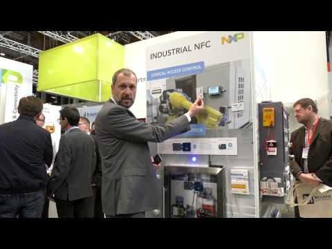Industrial NFC: Conditional Access With NFC