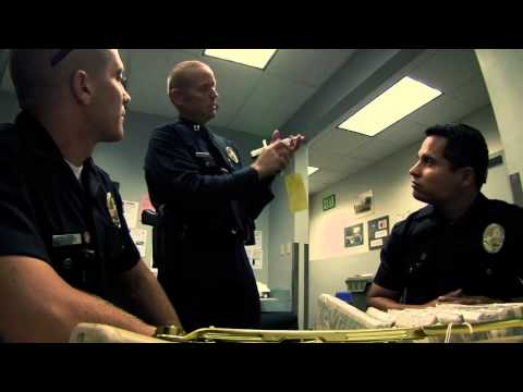 End Of Watch - Brian and Mike explain the paperwork