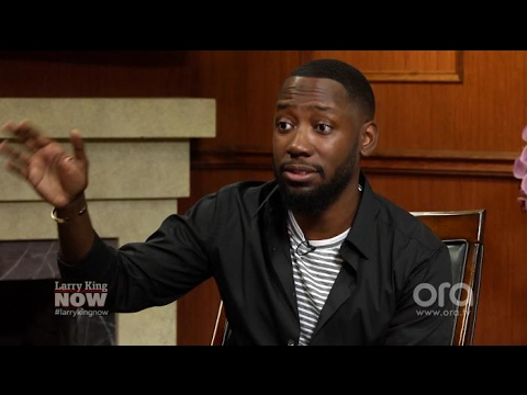 Lamorne Morris opens up about his run-ins with police | Larry King Now | Ora.TV