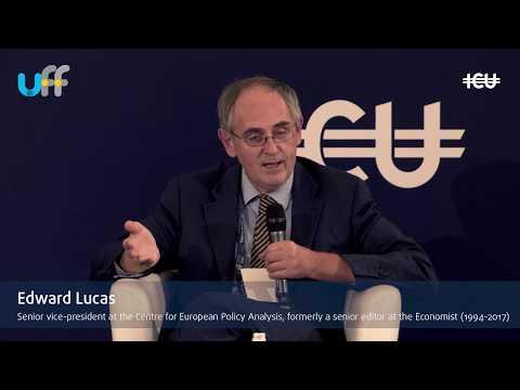 #UkrFinForum18 Edward Lucas speech: UKRAINE'S ENERGY SYSTEM: REFORM PRIORITIES & POLITICAL REALITIES
