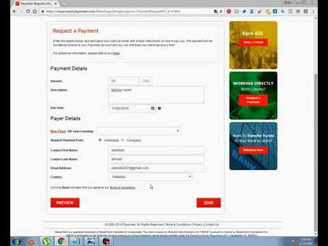 how to cancel payoneer card