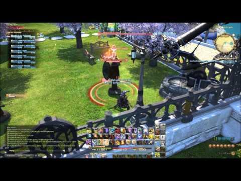 FFXIV Heavensward New Ninja Abilities Doovi