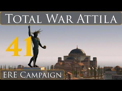 Total War Attila East Rome Campaign Part 41