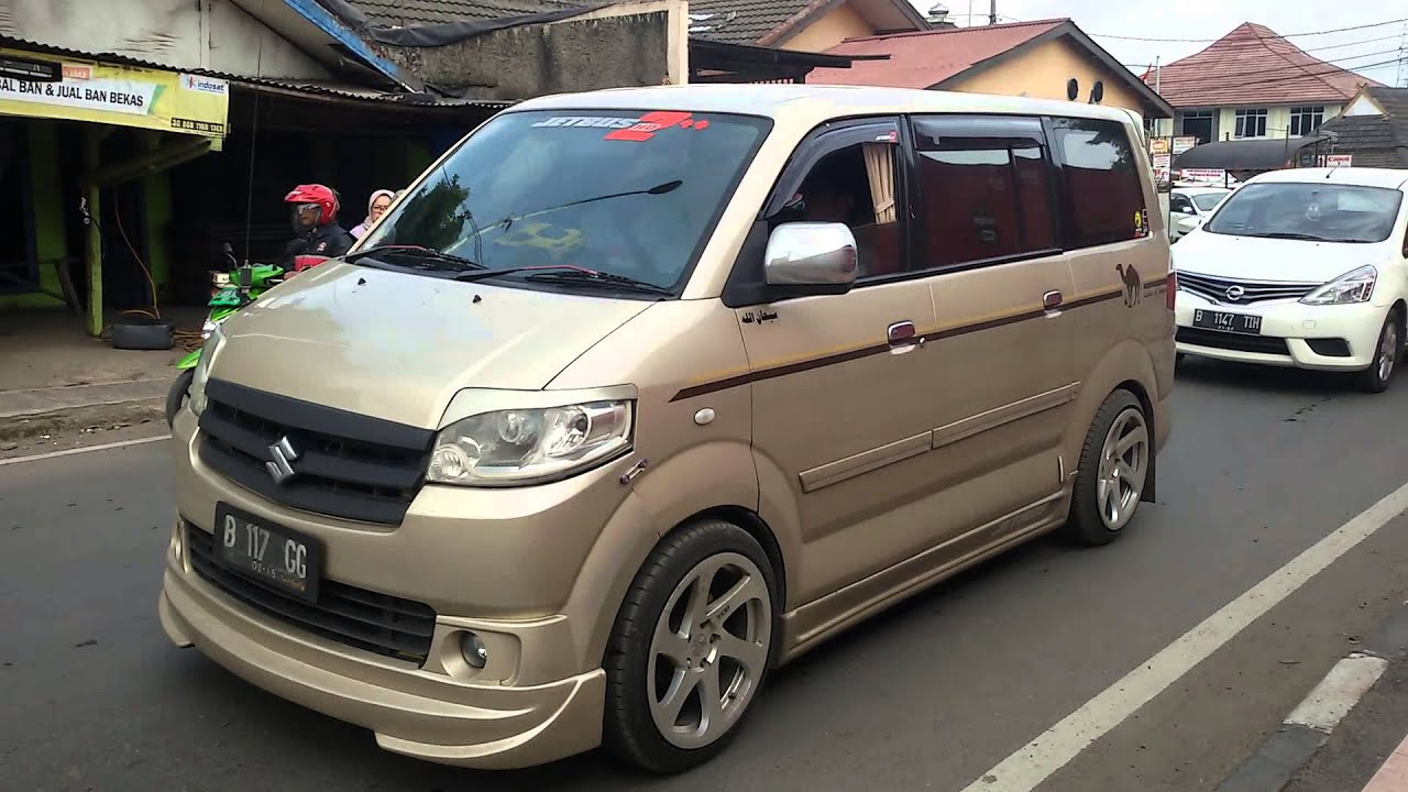 Apv Luxury Modifikasi