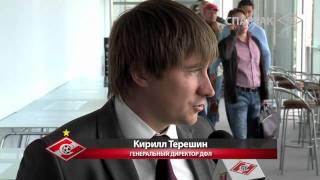Интервью Кирилла Терешина
