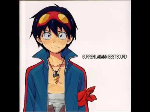 Tengen Toppa Gurren Lagann BEST SOUND CD 1 y 2  OST