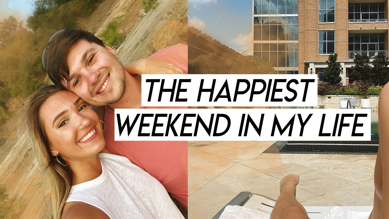 a very happy weekend in my life | huge trader joe's haul, date night, and furniture shopping!