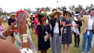 AIKEN STEEPLECHASE 2018 HAT AND CRAZY PANTS CONTEST