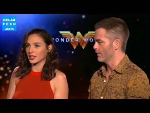 Gal Gadot's adorable broken english