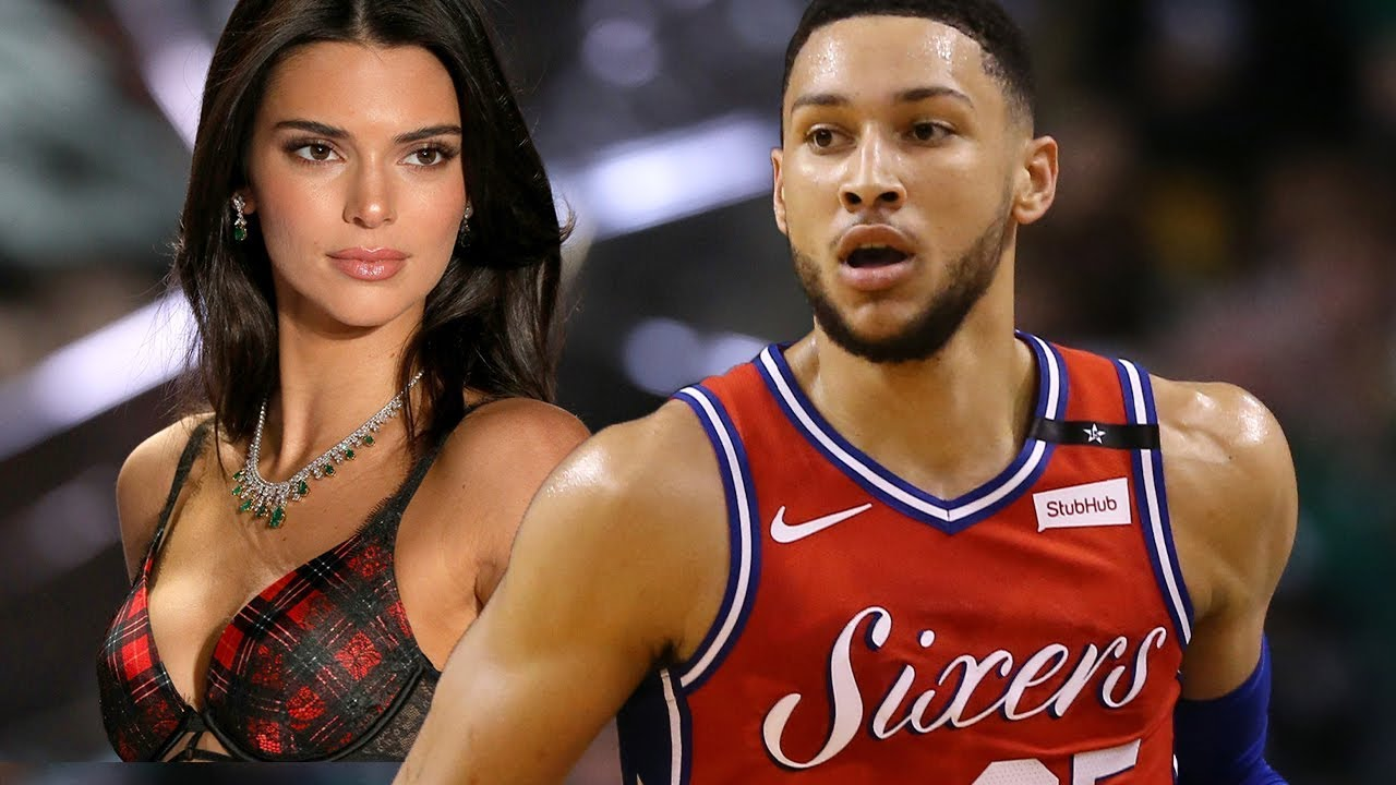 ba0d576d0f7 Did Ben Simmons BREAK UP With Kendall Jenner To AVOID Drama Like ...