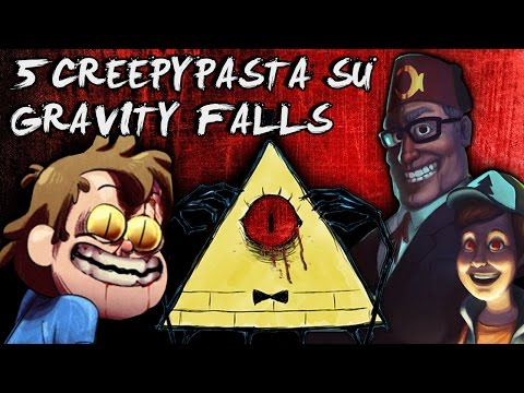 5 Creepypasta che non sai su GRAVITY FALLS
