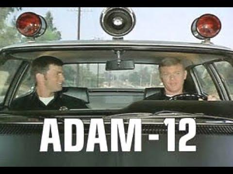 Adam 12 Story Of A Partnership Youtube
