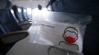 Air Canada, WestJet stop physical distancing on flights
