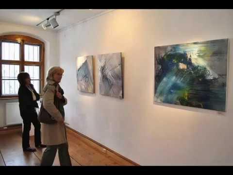 "Zacharias Arte ""Abstract Acrylic Painting Ausstellungen Abstrakte Malerei (abstract painting) 2012"""