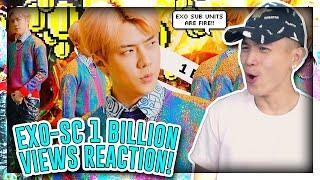 Baixar FIRST TIME REACTING TO EXO-SC 세훈&찬열 '10억뷰 (1 Billion Views) (Feat. MOON)' MV![REACTION]