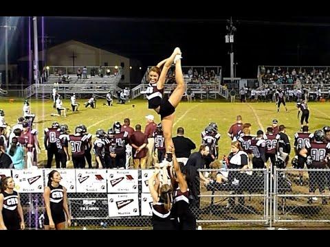 Central High Varsity Cheerleaders: Sideline Stunts