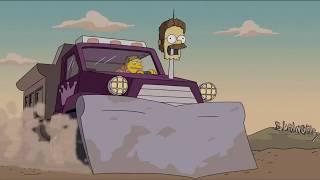 Die Simpsons - Hungergames bei den Simpsons (Beste Szenen #9) [Deutsch/German] HD 2018