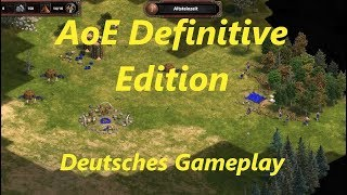 Age of Empires Definitive Edition Gameplay Deutsch #1