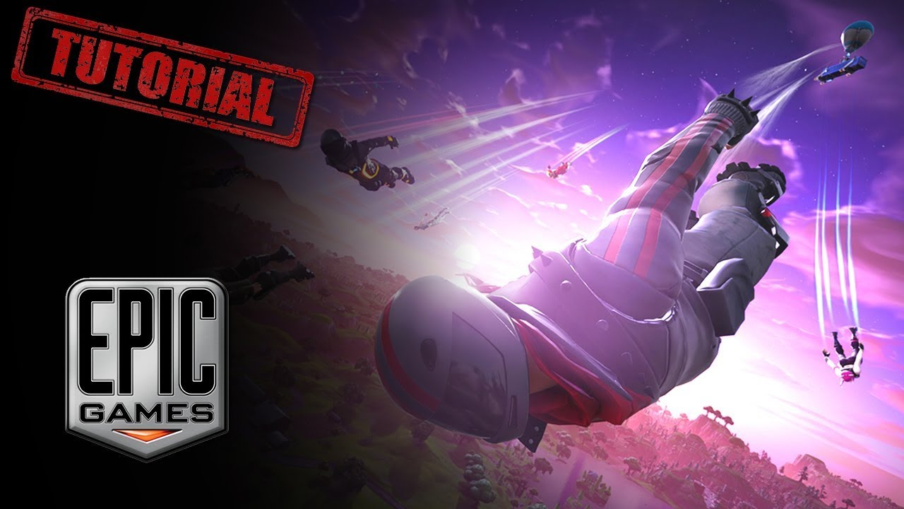 Como BAIXAR, INSTALAR & CRIAR CONTA na Epic games | Store ...