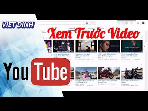 YouTube Cập Nhật Tính Năng Mới Xem Trước Video Trên Trang Chủ