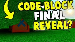 *CODE* BLOCK LOCATION REVEALED! | Build a boat For Treasure ROBLOX