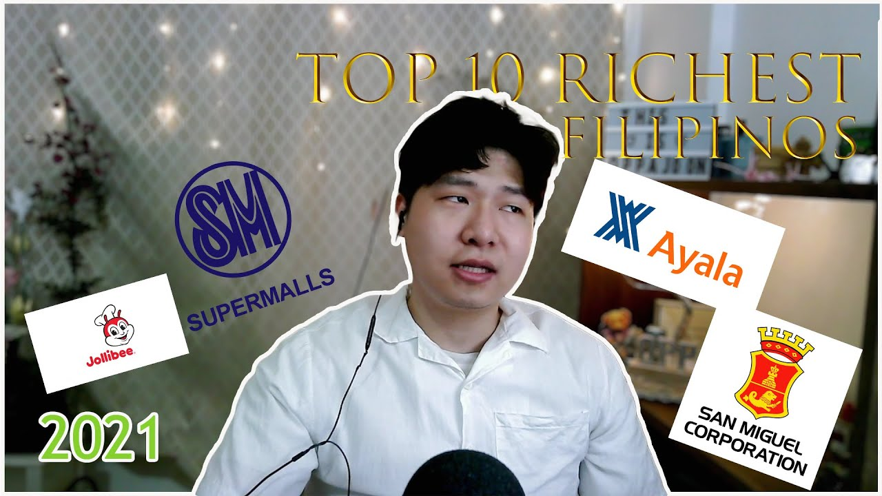 TOP 10 RICH FILIPINO 2021 * Reaction * Oppa Joon * SHOCKING AMOUNT!!!!!