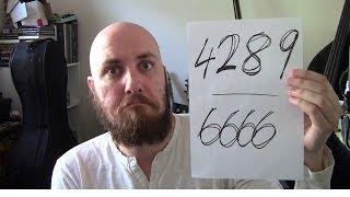 NaNoWriMo 13 Vlog 6666