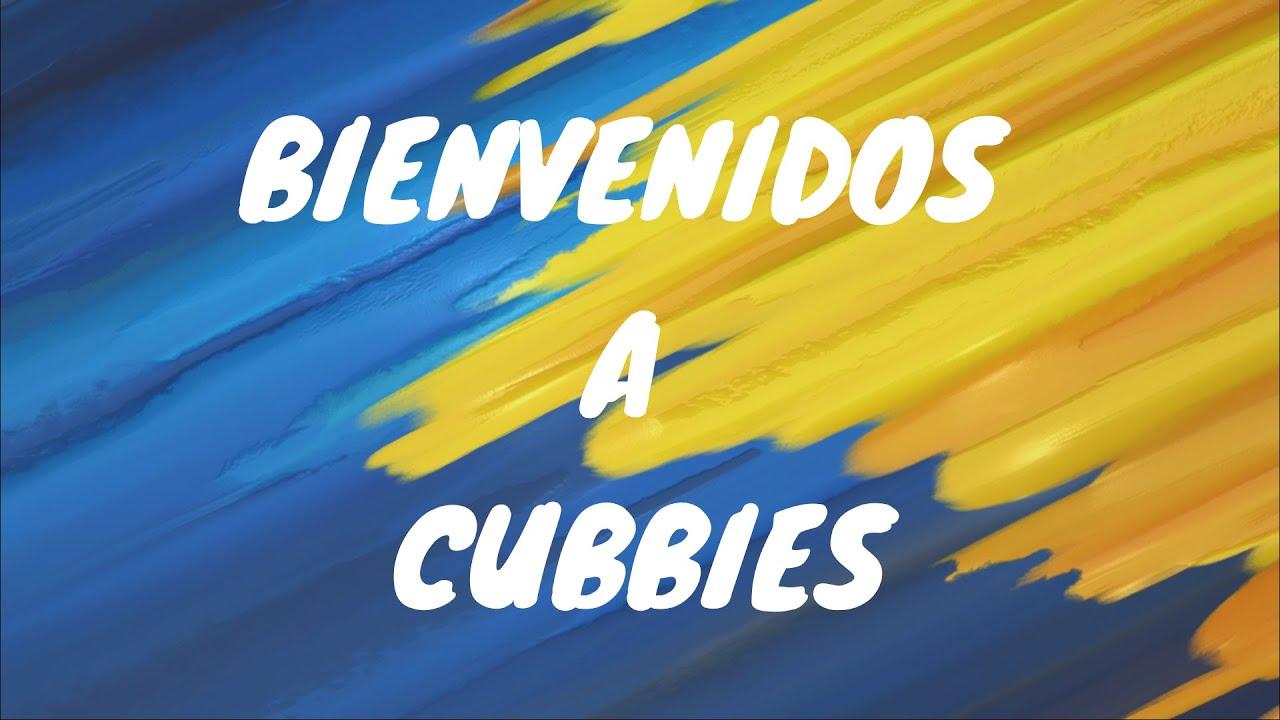 CUBBIES CLASE 4