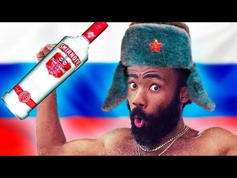 Russian 'This Is America' Parodies